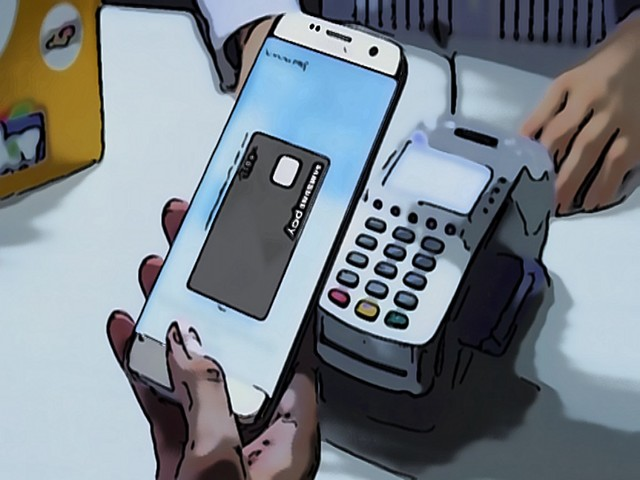 Cryptocurrencies may appear in Samsung Pay