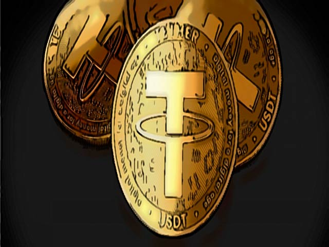 Stablecoin USDT Tether is provided not only in dollars
