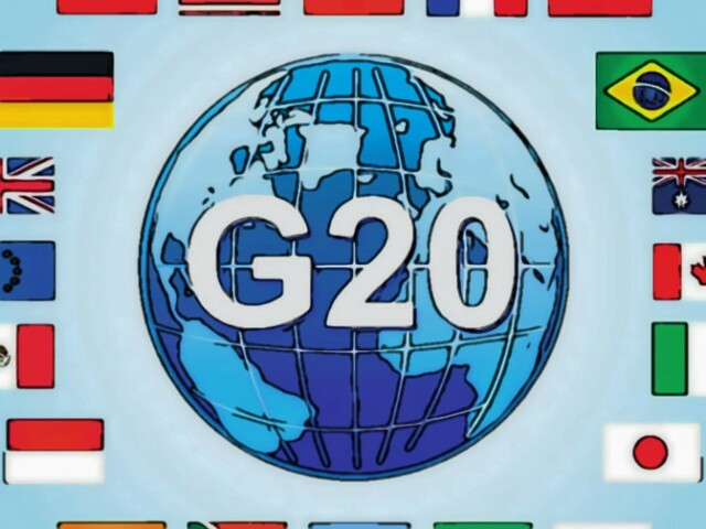 The blockchain industry is preparing for the G20