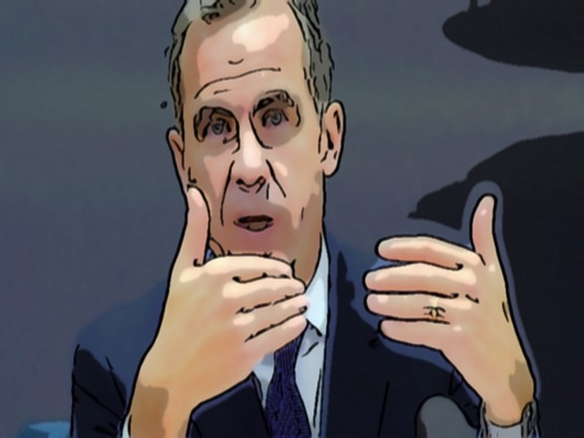 Mark Carney on Cryptocurrencies and Blockchain