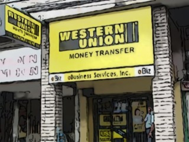 Western Union and Coins.ph