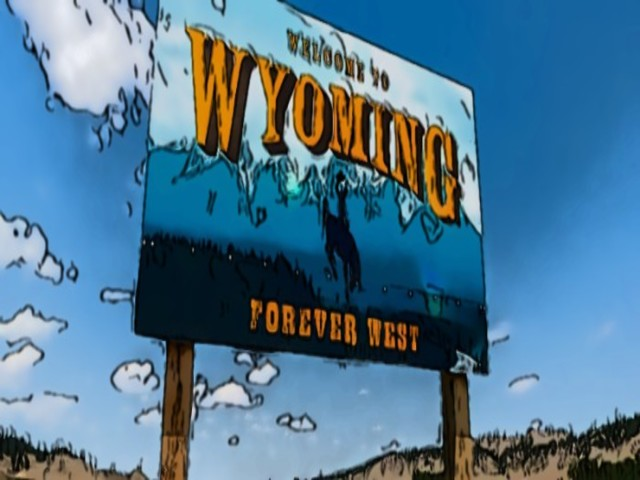 Wyoming state recognized cryptocurrency not only as a property, but also as money