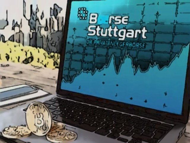 Stuttgart Stock Exchange and Cryptocurrency