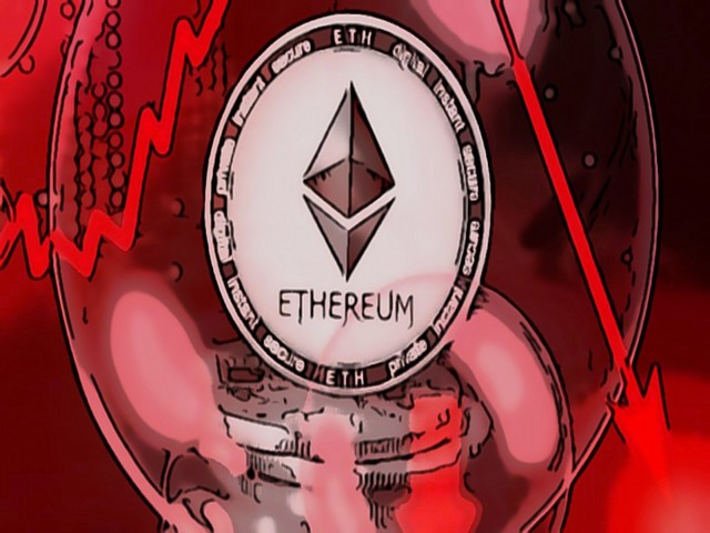 Ethereum emission dropped by 35%