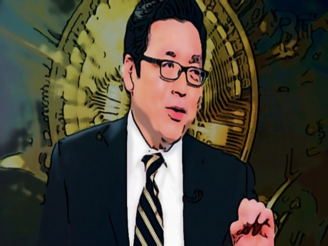 Tom Lee updated bitcoin forecast